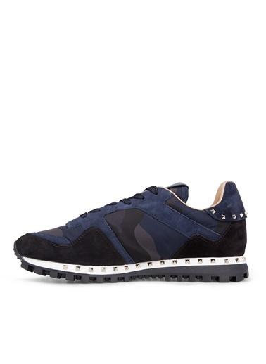 Valentino Ayakkabı Lacivert